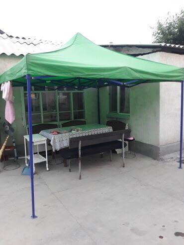 Спорт и хобби - Балыкчы: Продаётся шатер очень хорошем состоянии открывалась 4 раза