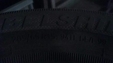 Белшина 205/65 R15 94H  все сезоны полный комплект, все 4 шины в Бишкек