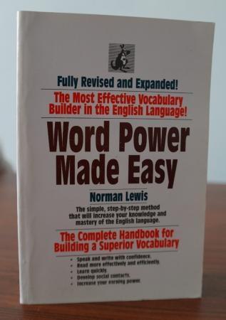 Bakı şəhərində Книга Word Power Vocabulary Builder. Книга новая, не использованная.
