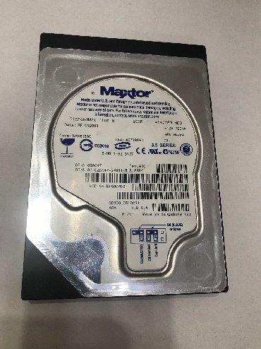 жесткий диск 250 гигабайт в Кыргызстан: Продаю жесткий диск Макстор (20 гигабайт) Цена -300 сом