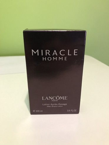 Motorola wx390 - Srbija: Lancome Miracle Homme after shave 100ml