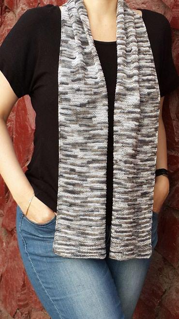 Легкий шарфик (эксклюзив). 100% хлопок в Бишкек