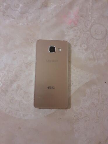 Samsung galaxy a3 2016 teze qiymeti - Azərbaycan: İşlənmiş Samsung Galaxy A3 2016 32 GB qızılı
