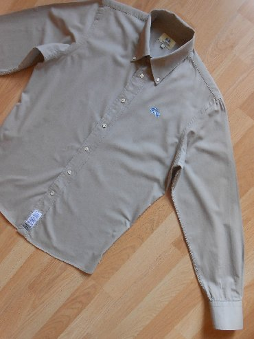Muška odeća   Becej: La Martina košulja XL  Besprekorno očuvana, bez ikakvih oštećenja. 10