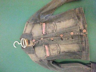 Olokainourgio jeans mpoufan noumero 40 medium/ large σε Περιφερειακή ενότητα Θεσσαλονίκης - εικόνες 3