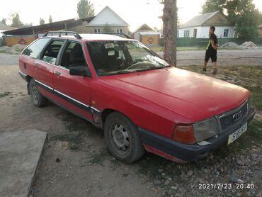 Транспорт - Чат Кёль: Audi 100 2 л. 1990