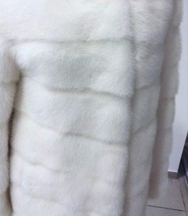 Продаётся поперечная Норковая шуба, в Бишкек