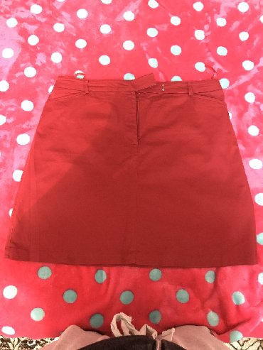 юбка размер s в Кыргызстан: Юбка 44 размер, плотная ткань