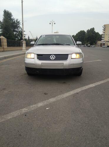 Volkswagen Azərbaycanda: Volkswagen Passat 1.8 l. 2003 | 166515 km