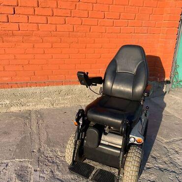 Инвалидная электрическая коляска немецкое производство фирменная