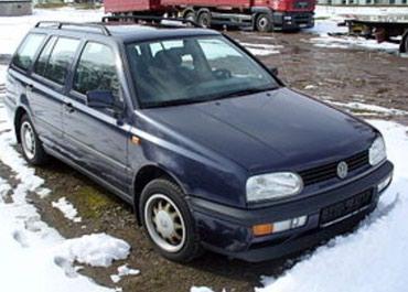 Volkswagen Golf 1997 в Бишкек
