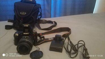 """Alfa romeo 33 15 mt - Azərbaycan: Камера """"Sony Alfa 35"""" в хорошем состоянии. В комплекте с камерой идёт"""