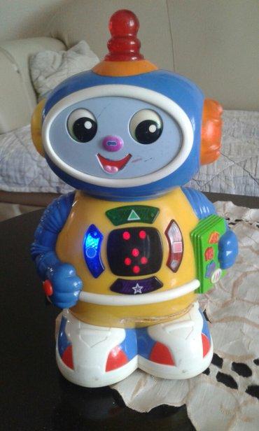 Pertini robot prica na engleskom - Velika Plana