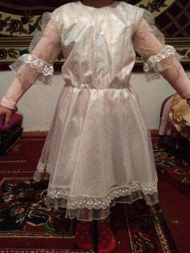 Платье для девочки 3-4 лет в Каракол