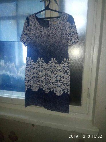 женское платье 54 в Кыргызстан: Платье женское.турецкий.размер52,54