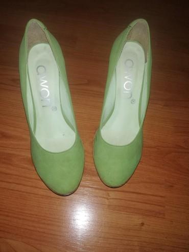 Cipele na stilu sa plutom - Novi Sad - slika 2