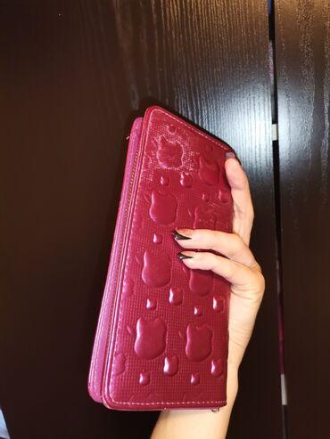 Pink kosuljoca - Srbija: Nov ne korišćen novčanik Pink boje