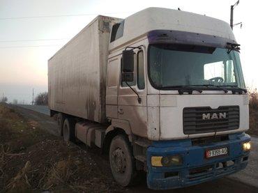 ман 26 414 год. 1999 цена. 10000$ автономка в Кызыл-Кия