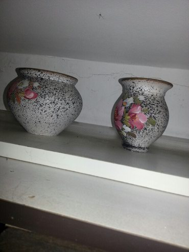 Prelepe keramicke vaze - Paracin