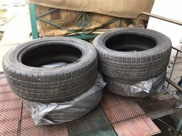 Продаю зимнюю резину 205/55/R16 фирм DSX-2 в Бишкек