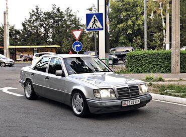 11236 объявлений: Mercedes-Benz W124 3.2 л. 1995   205000 км