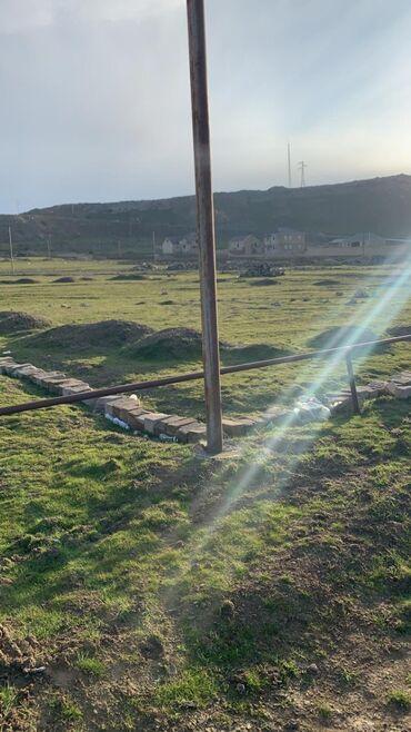 qaz satilir в Азербайджан: Продам 10 соток Для строительства Собственник