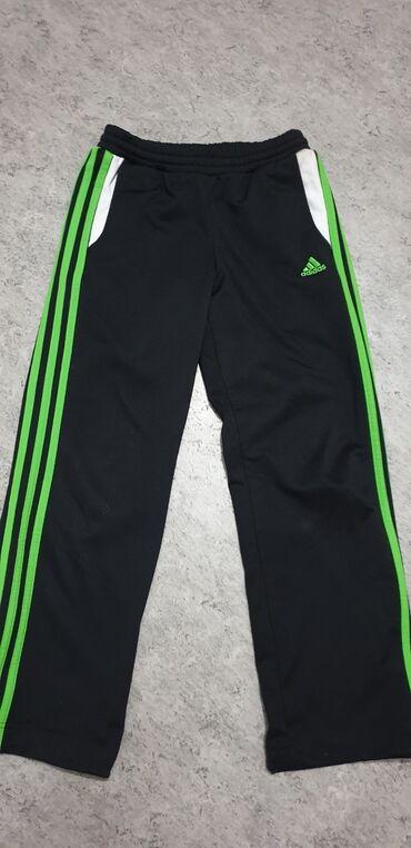 Adidas donji deo trenerke - Srbija: Original donji deo ADIDAS trenerica za decaka velicina 140