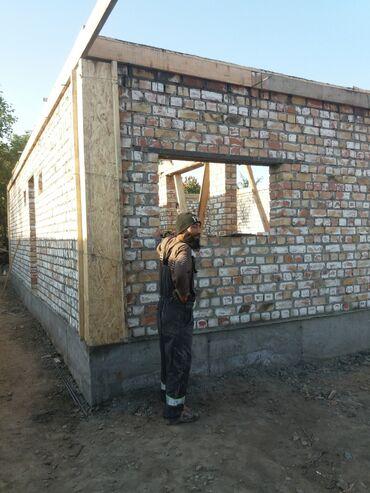 фун в Кыргызстан: Каменщик. Больше 6 лет опыта