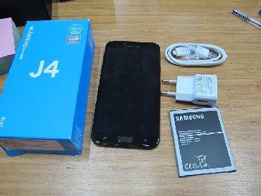 Samsung j400 - Azerbejdžan: Samsung Galaxy J4 2018 crno