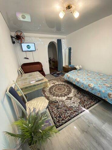 продажа 1 комнатных квартир в бишкеке в Кыргызстан: 1 комната, Бытовая техника