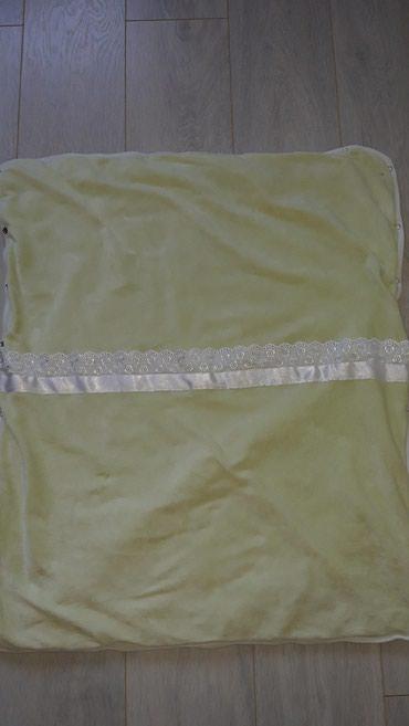 Prekrivac za bebe,nema ostecenja,dimenzije 85x65 - Ruski Krstur