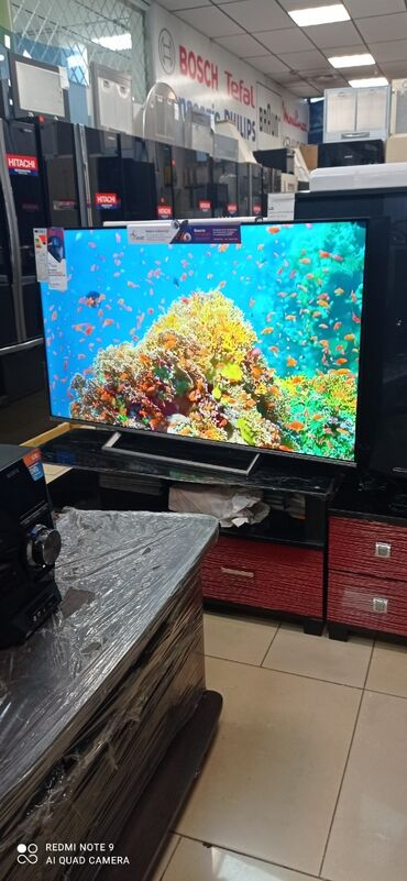 eken ultra hd в Кыргызстан: Новый телевизор HISENSE с трех летней гарантией ULTRA HD 4k.55 дюйм
