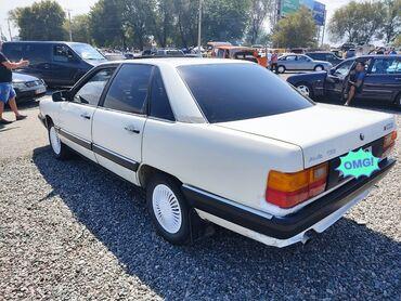 Audi - Шопоков: Audi 100 2.2 л. 1986   270 км