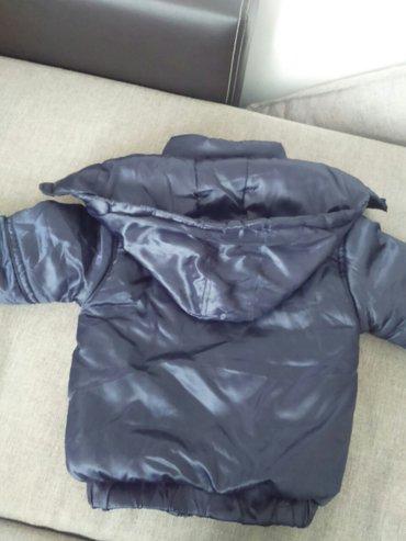 Veoma topla dečija jakna,malo korišćena. Bez oštećenja. Otprilike za d - Smederevo - slika 4