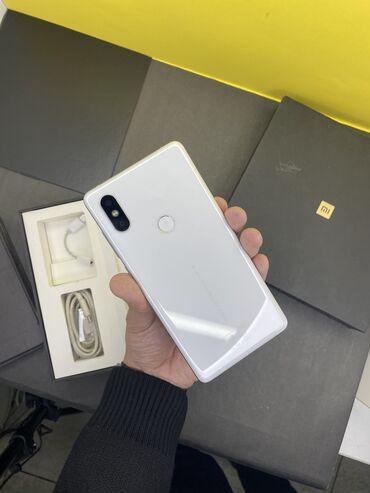 индюки биг 6 цена в Кыргызстан: Xiaomi Mi Mix 2S | 64 ГБ | Белый | Б/у | Гарантия, Кредит, Сенсорный