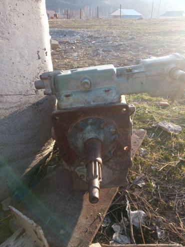 Каробка Мерседес 814 в Кызыл-Кия
