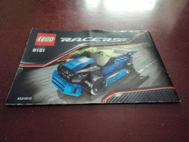 Lego Racers 8151 Adrift Sport Used 100% complete with original σε North & East Suburbs