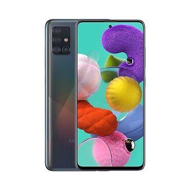 samsung galaxy a5 2015 qiymeti в Азербайджан: Новый Samsung A51 128 ГБ Черный
