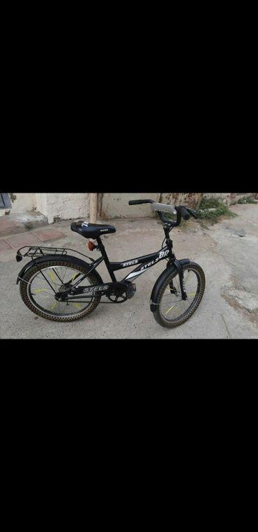 20 lik velosipeddi cooox az surulub hec bir defekti yoxdu 140 azna