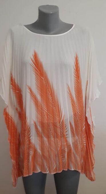 Tunika Yu Yee 44 cena cena 700 svila sirina ramena 44 sirina grudi 70