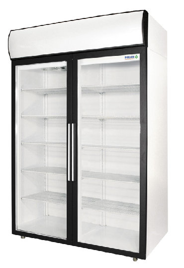 шредеры agent в Кыргызстан: Шкаф холодильный фармацевтический POLAIR ШХФ-1,4 ДСТемпературный