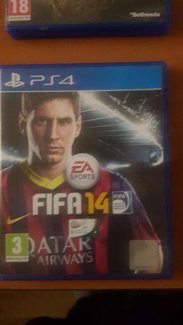 order-ps4 в Кыргызстан: Продам FIFA 14 для PS4