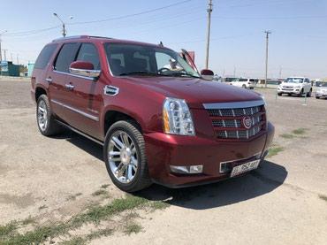 cadillac xlr в Кыргызстан: Cadillac Escalade 6 л. 2010 | 65000 км