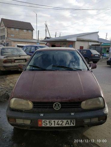 Volkswagen Golf 1994 в Каракол