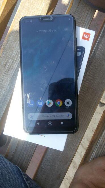 чек в Кыргызстан: Новый Xiaomi Mi A2 Lite 64 ГБ Черный