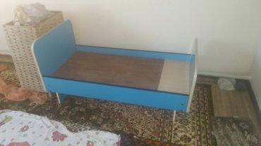 Кровать детский до семи лет цена 2500 в Бишкек