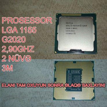 Bakı şəhərində Prosessor (CPU) G2020