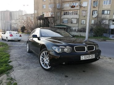 bmw-m3-4-mt - Azərbaycan: BMW 7 series 4.4 l. 2002 | 230403 km