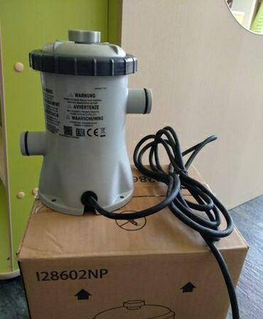 Насос-фильтр Intex i28602np для бассейна, новый. Своя цена 2500