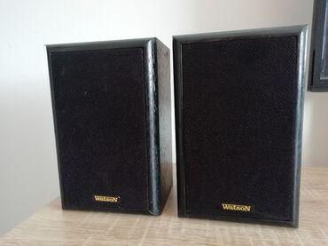 Zvučnici i zvučni sistemi | Srbija: Zvučnici Watson BX 6900. Dimenzije visina 20,5 cm, širina 13 cm